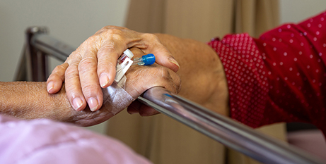 Euthanasia laws are expected to be introduced in the WA Parliament within weeks (Bigstock)