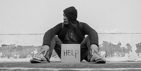 Mission Australia is calling for a national homelessness strategy with a focus on young people (Bigstock)