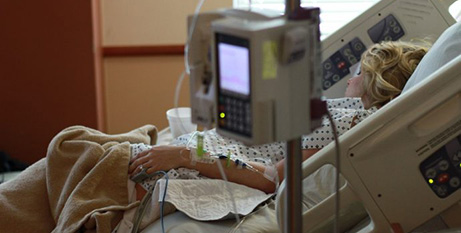 Withdrawing artificial feeding tubes can be passive euthanasia, the UK bishop's stated (Pixabay)