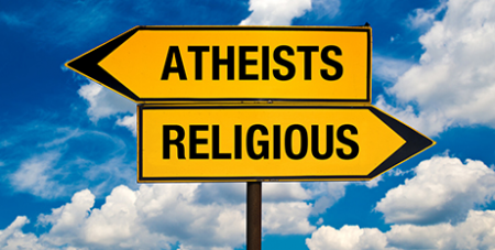 Atheists considered more likely to be immoral (Bigstock)