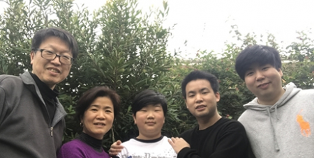 The Lee Family (Change.org)