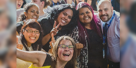 The convention is a key event in Australia's Year of Youth (ACBC)