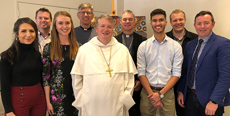 Australian Catholic Youth Council workshop attendees (ACBC)