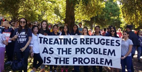Russell Broadbent has urged the government to resolve the issue (Twitter/@ASRC1)