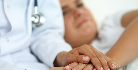 NSW Auditor-General said palliative care was not effectively coordinated (Bigstock)