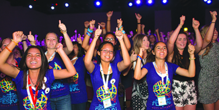 Young people will flock to ACYF this Thursday–Saturday (ACBC)