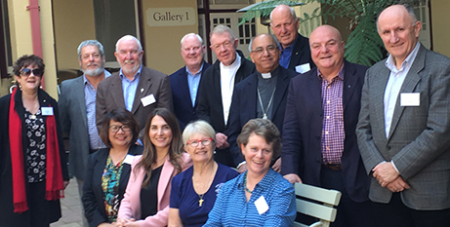 The new Apostleship of the Sea national committee (ACBC)