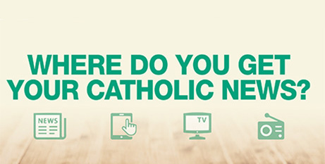 Have your say on Catholic media in Australia (Supplied)