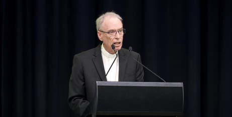 Bishop Don Sproxton (Archdiocese of Perth)