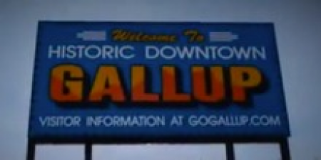 Gallup faces bankruptcy