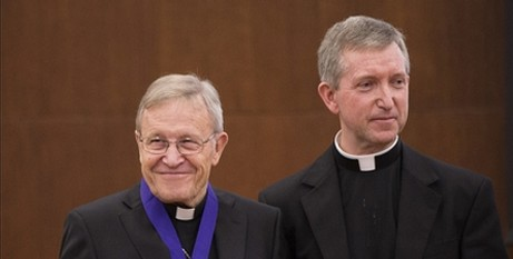 Cardinal Kasper in Washington