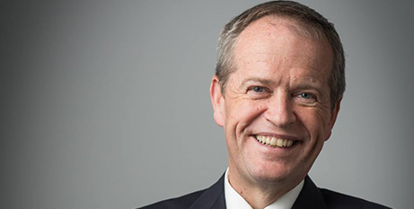 Bill Shorten (Facebook/Bill Shorten)