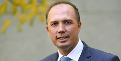 Peter Dutton (Wikimedia)