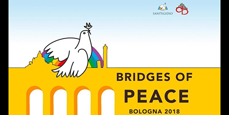 The Bridges of Peace conference was inspired by St John Paul II's 1986 Assisi interfaith peace gathering  (Vatican News)