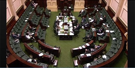 Government wants to continue debate until there is an outcome
