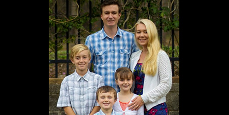 The Hyland family (ACBC)