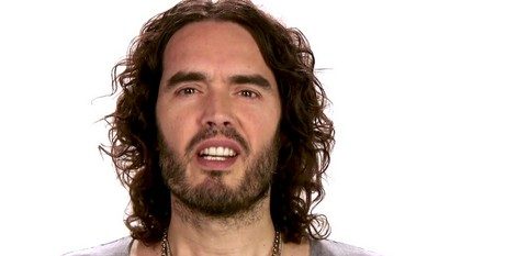 Russell Brand narrates
