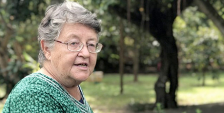 Nobel Peace Prize recipient Sr Denise Coghlan (The Catholic Leader)