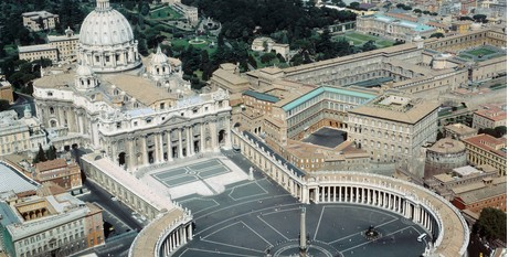Vatican staff not involved