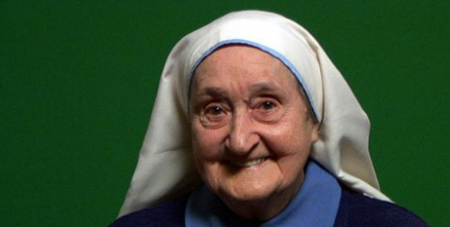 Sr M. Berenice Twohill (Australians at War Film Archive)