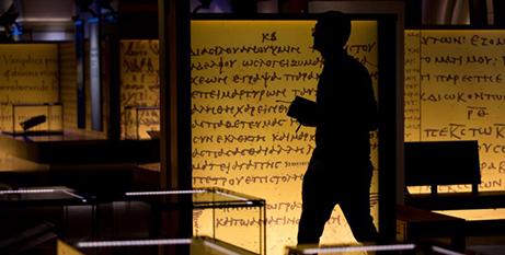 The museum contains many Catholic artefacts (CNS/Tyler Orsburn)