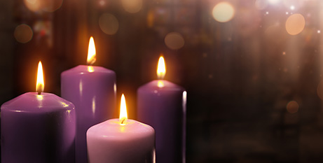 Advent is a time to prepare ourselves for the coming of Christ (Bigstock)