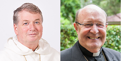 Archbishops Anthony Fisher and Julian Porteous have signed the letter (ACBC)
