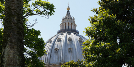 The new law aim for greater transparency and oversight of the Vatican city state (CNS/Paul Haring)