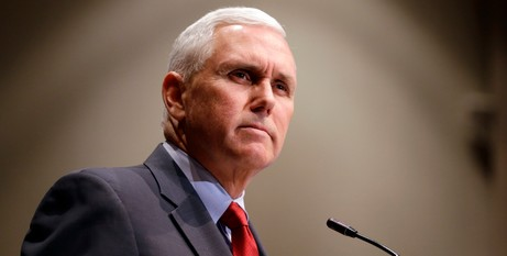 Mike Pence condemned