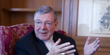 Cardinal Pell warning