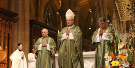 Bishop Porteous farewell