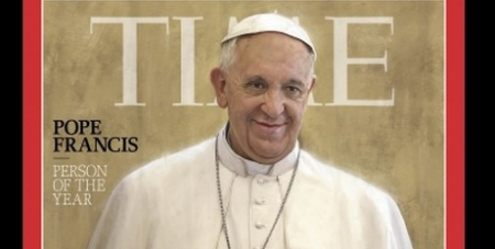 Not the first Pope