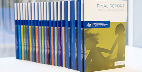 The ACBC and Catholic Religious Australia will respond together to the final report (CA Royal Commission)