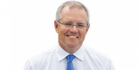 Scott Morrison (Scott Morrison website)