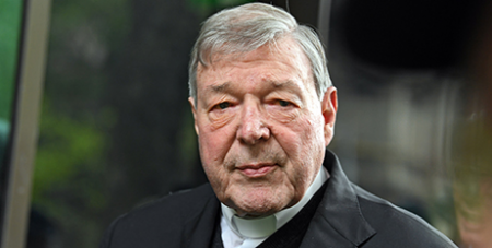 Cardinal George Pell (CNS/James Ross, EPA)