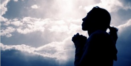 Comforted by prayer