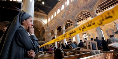 Cairo Copts stunned