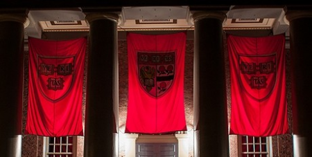 Crimson flags at Harvard