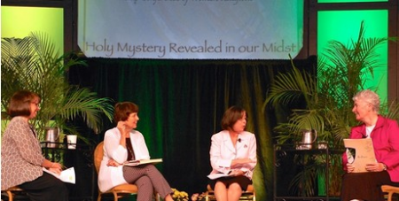LCWR panel discussion