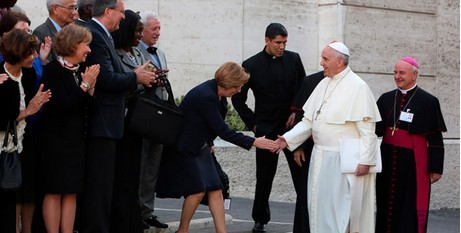 Francis meets auditors