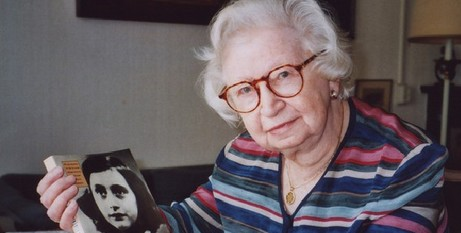Miep Gies risked all