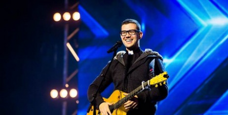 Fr Rob on The x Factor
