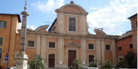 San Francesco a ripa church