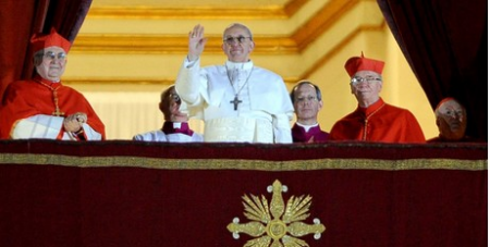 Francis elected Pope