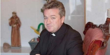 Suspended priest Fr Despard
