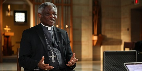 Cardinal Turkson is close to Pope