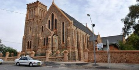 Broken Hill cathedral