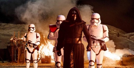 Kylo Ren and friends