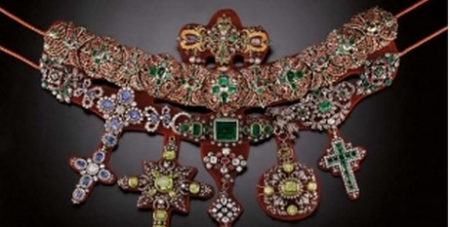 Necklace of San Gennaro