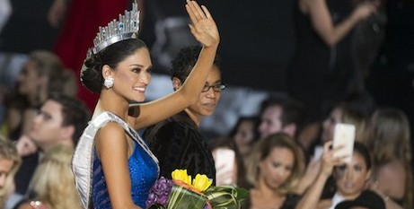 Miss Philippines offers inspiration